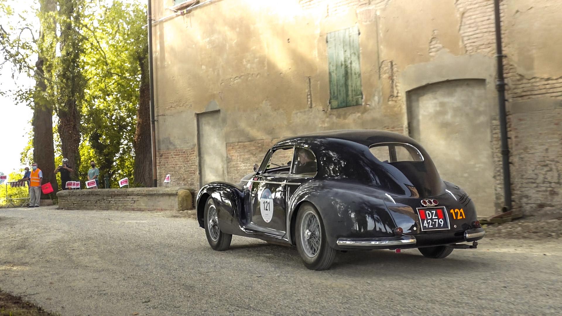 Alfa Romeo 6C 2500 S Berlinetta Turinga - DZ-42-79 (NL)