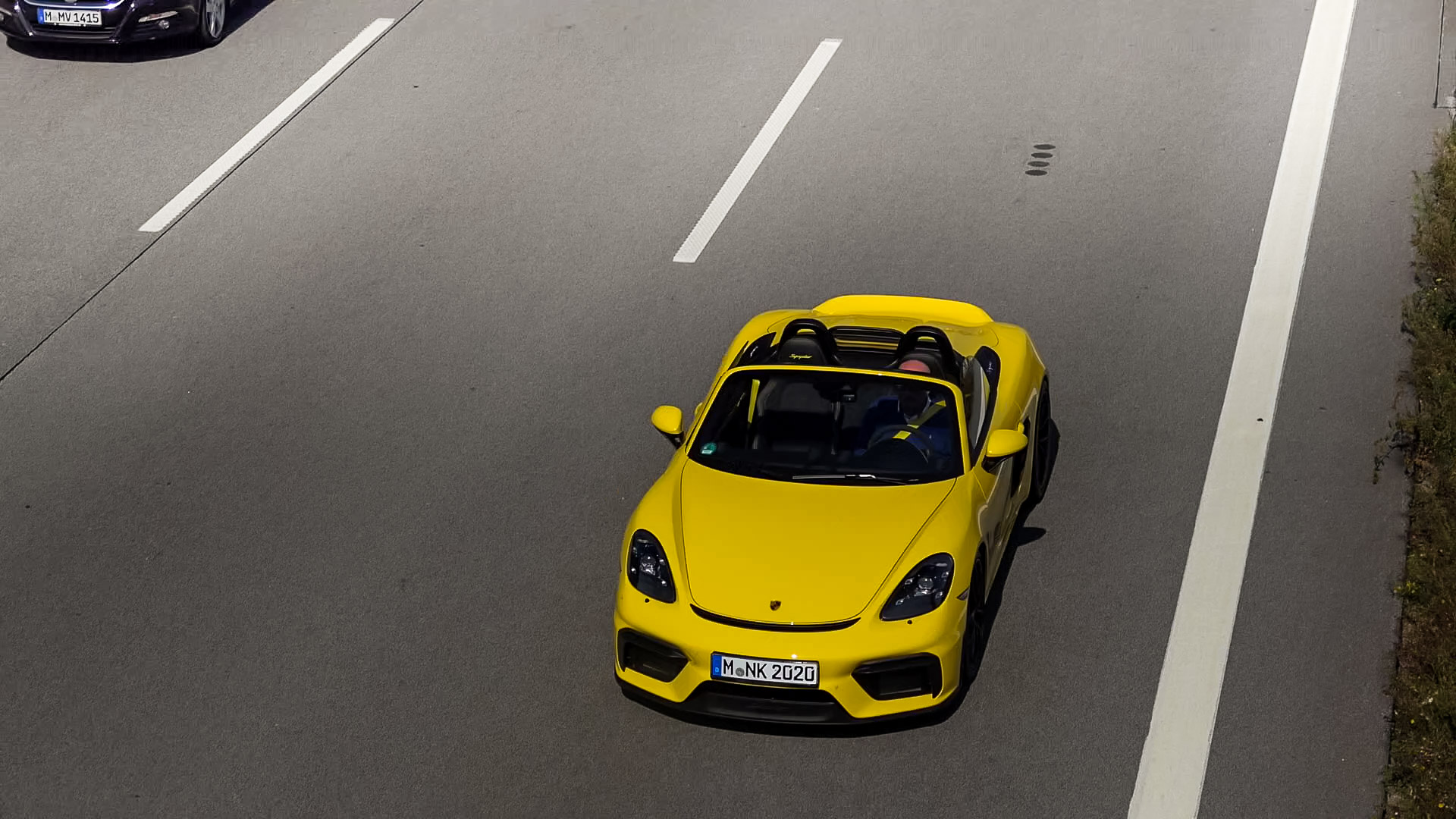 Porsche 718 Spyder - M-NK-2020