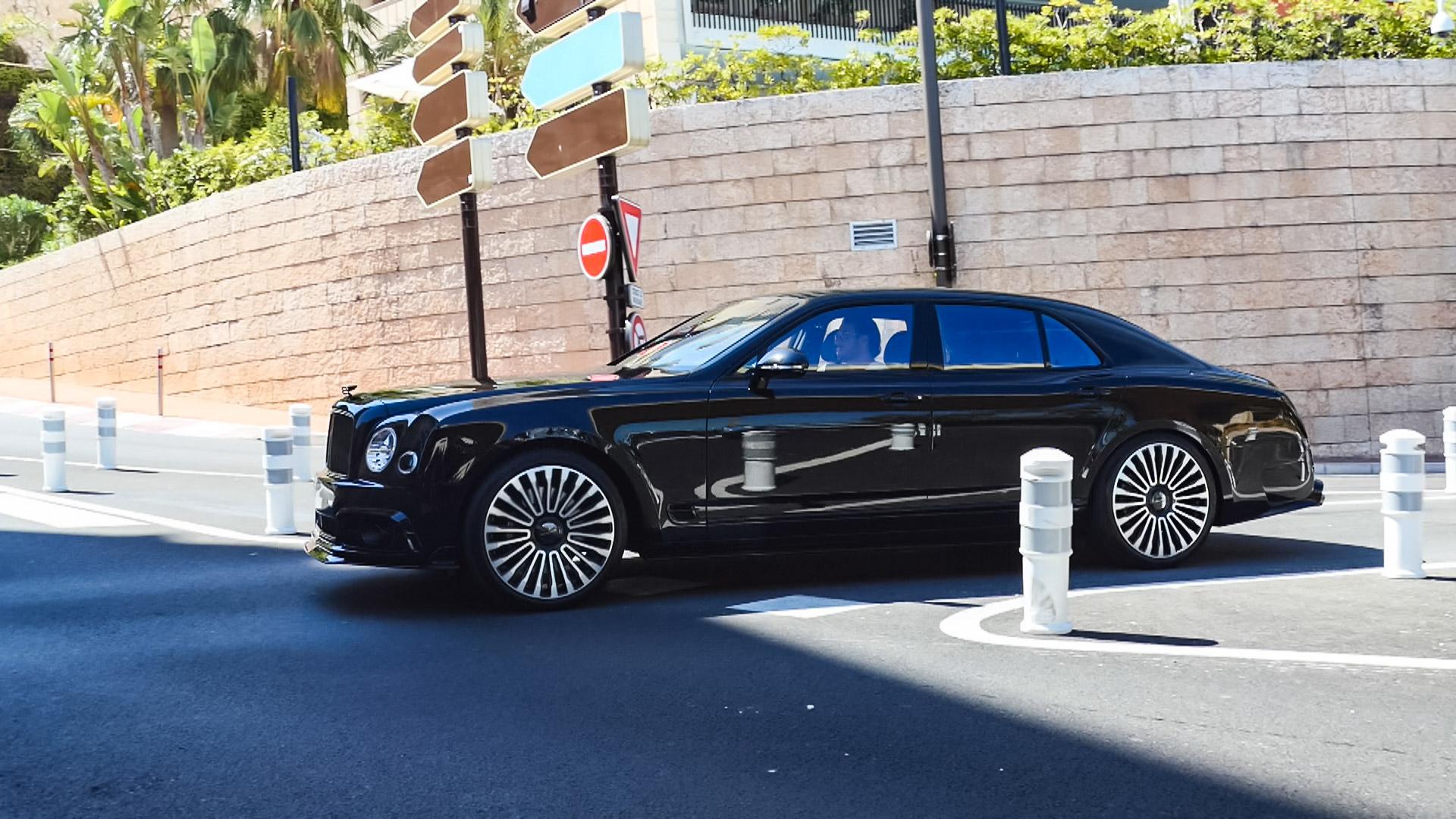 Bentley Mulsanne - 1P (SWE)