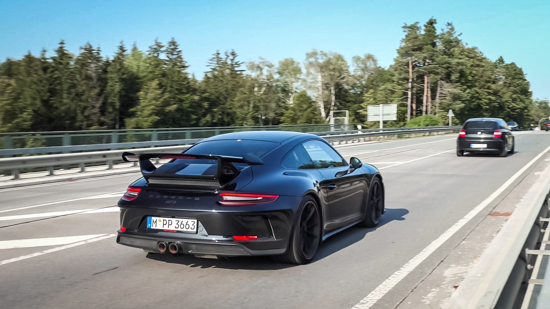 Porsche 991 GT3 - M-PP-3663