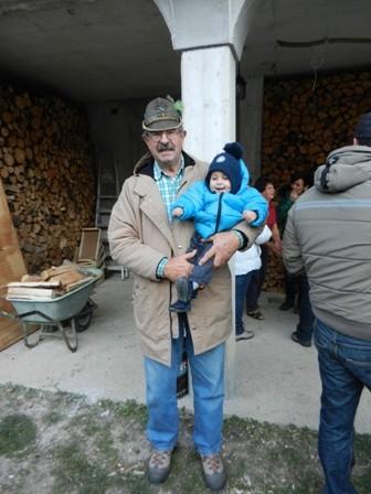 Nonno e Nipotino - Foto di Vincenzo Di Sante