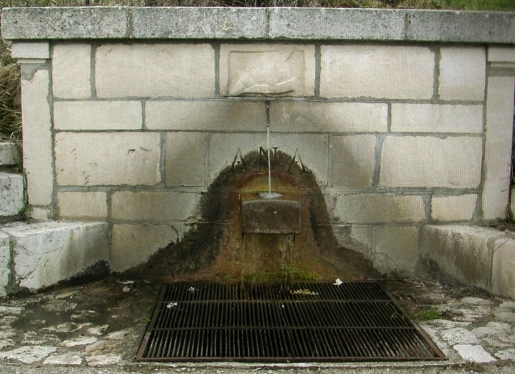 Fontana di San Adrea