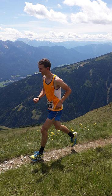 Nachwuchstalent Steindl Sebastian Kelag Energy Running Team