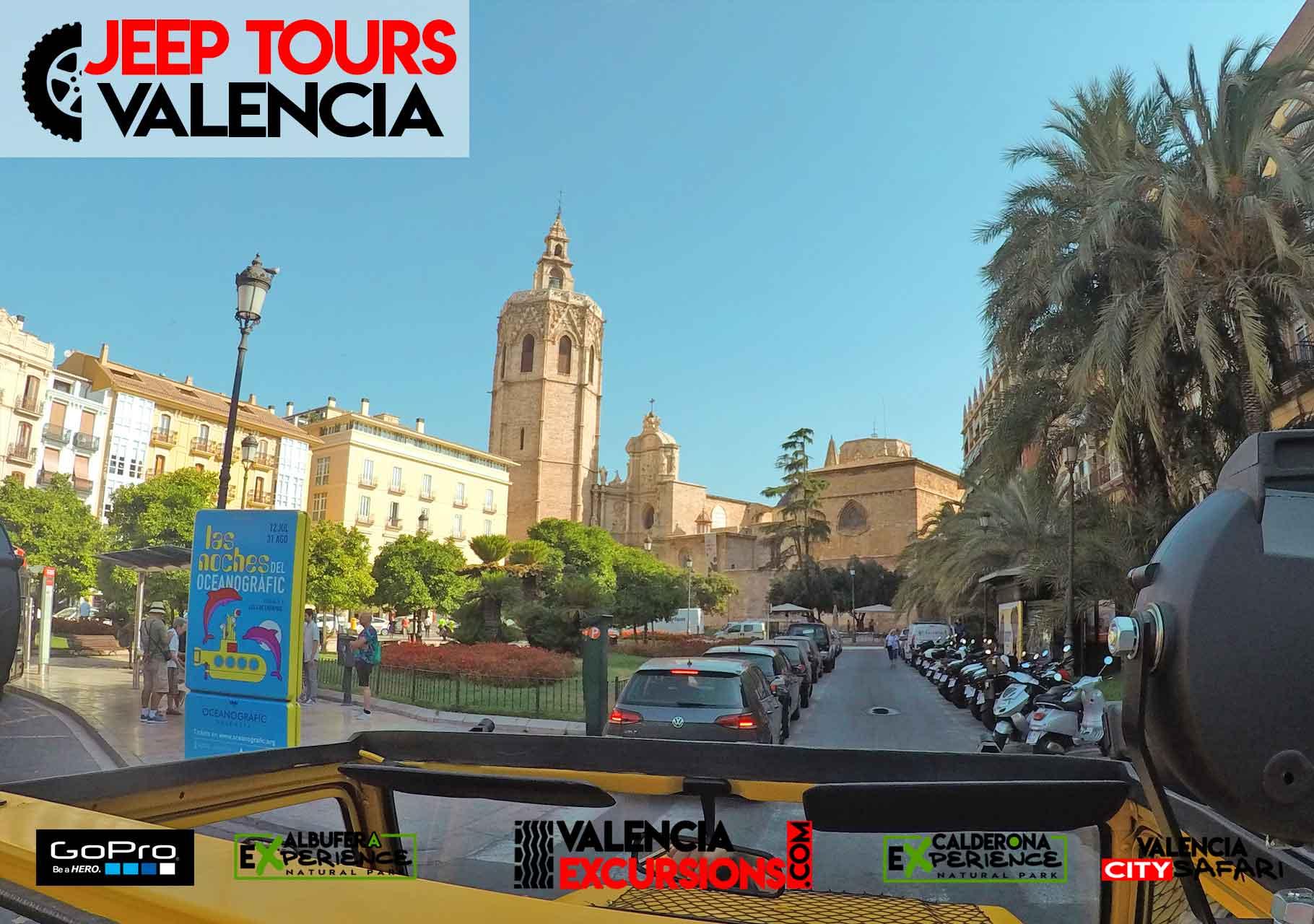 Tour en Valencia