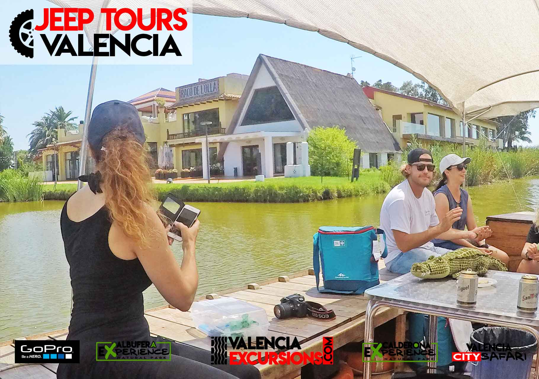 Valencia EXcursions jeep tour in Albufera NAtional PArk