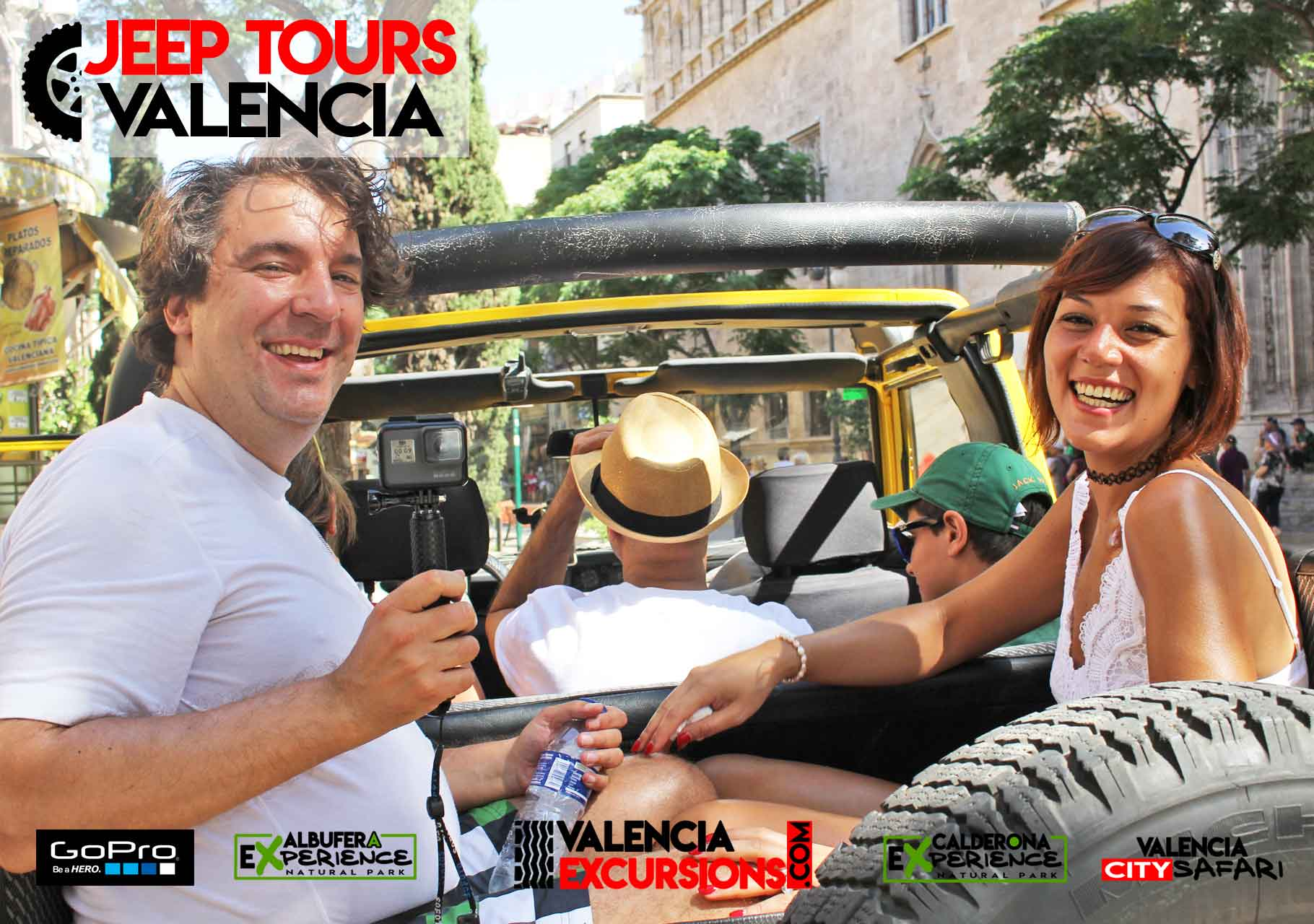 Valencia jeep tour