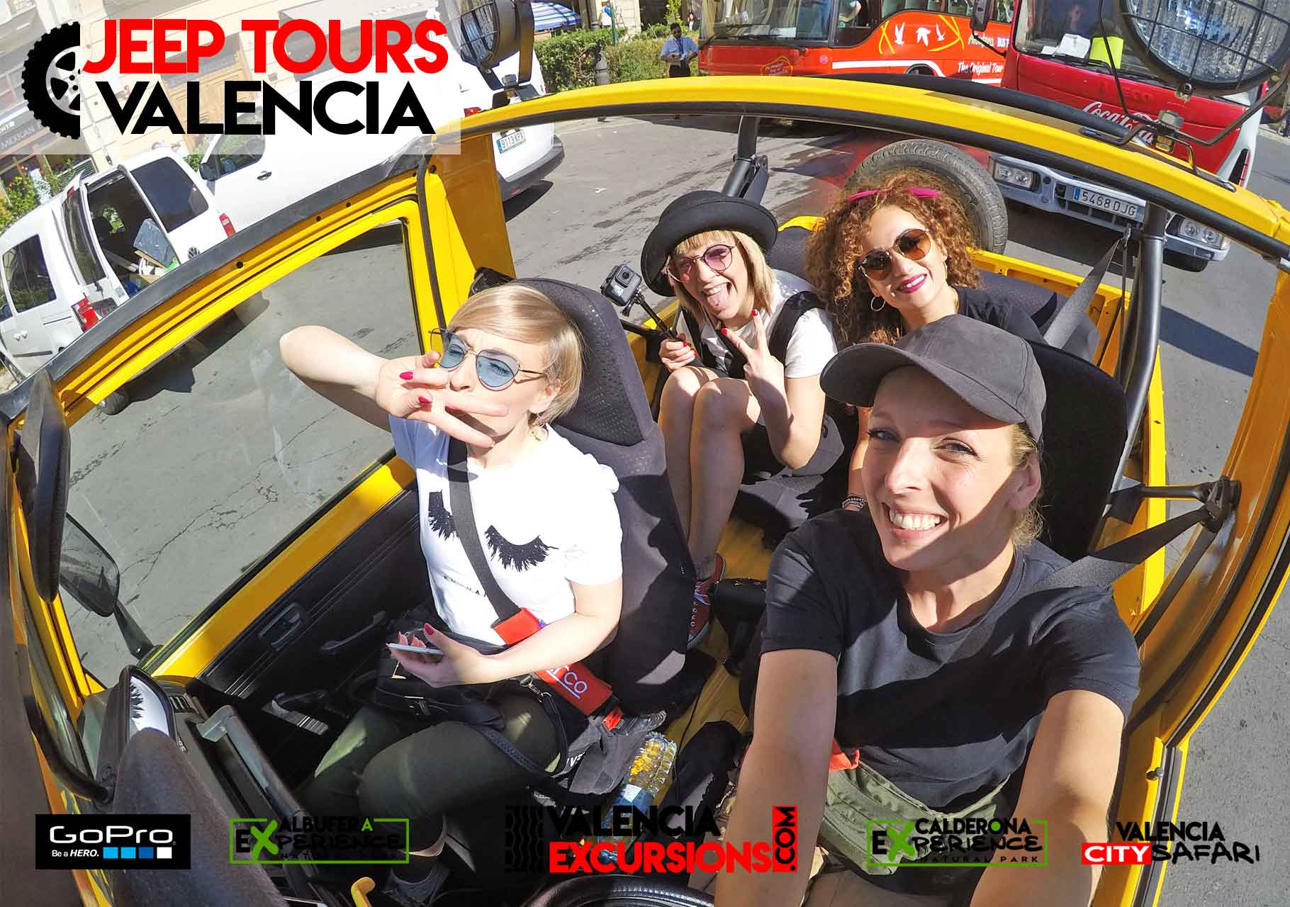 Valencia jeep tours