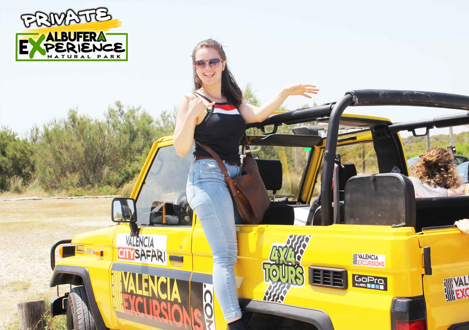 Private jeep safari Valencia