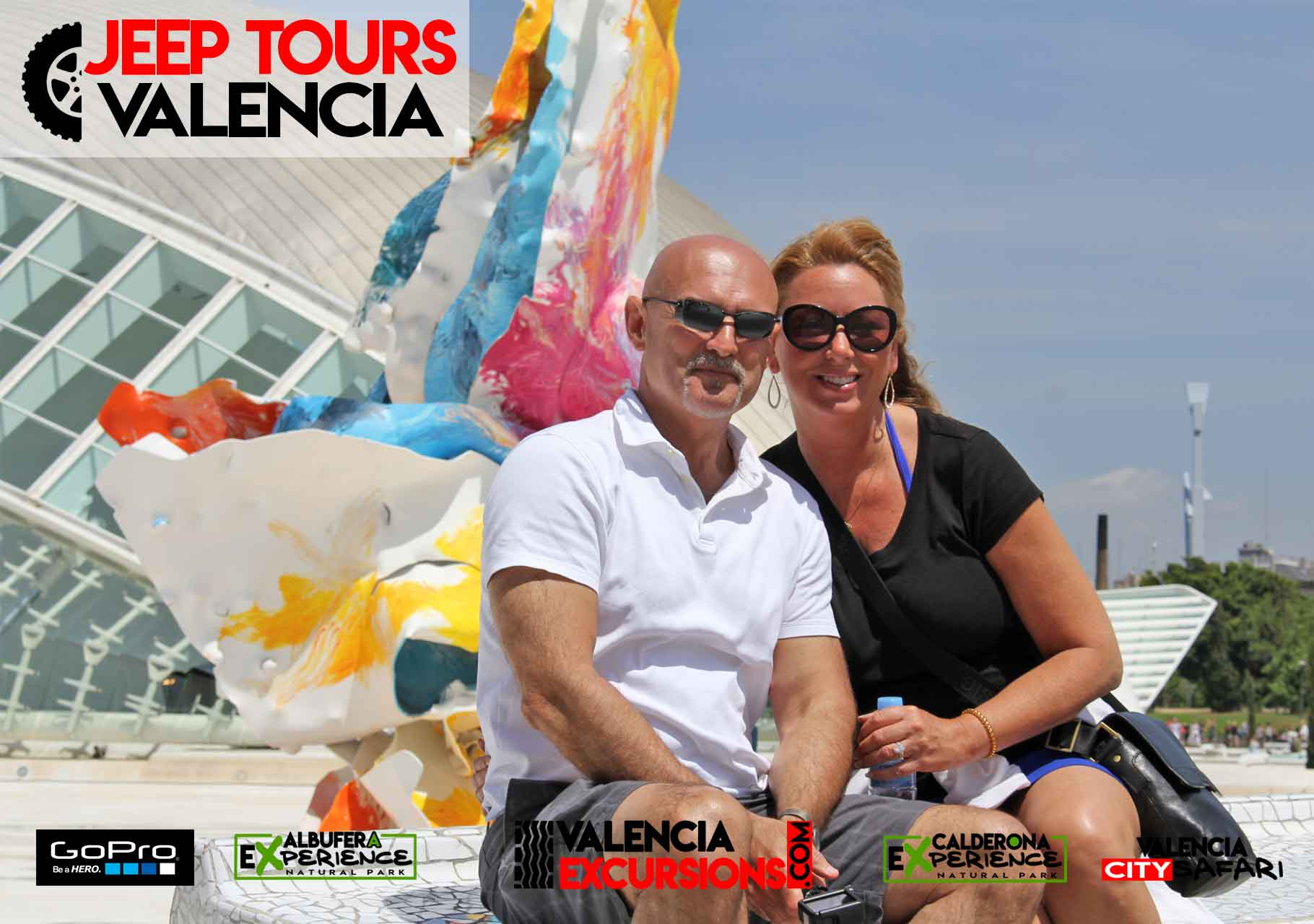 Sightseeing tour Valencia