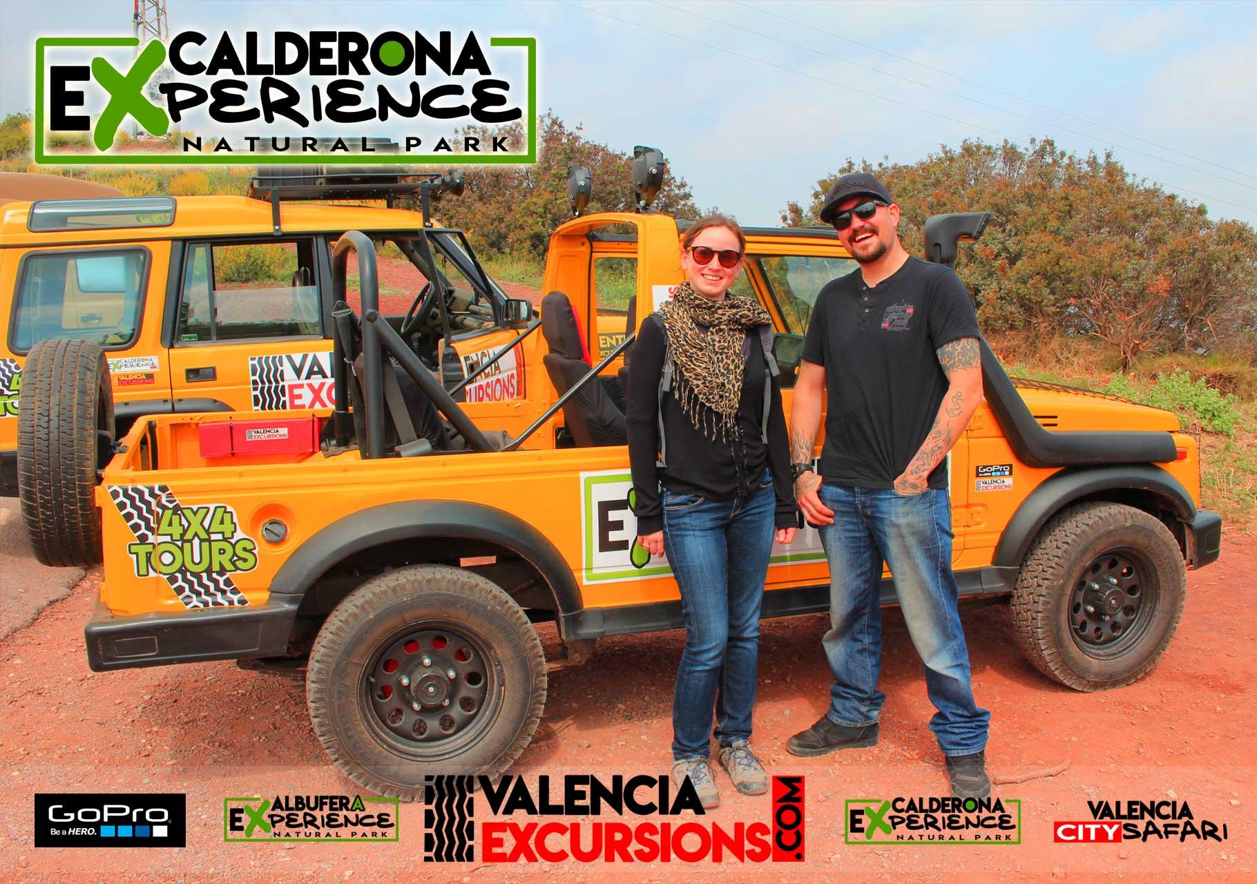rutas 4x4 en Valencia offroad tours in Valencia