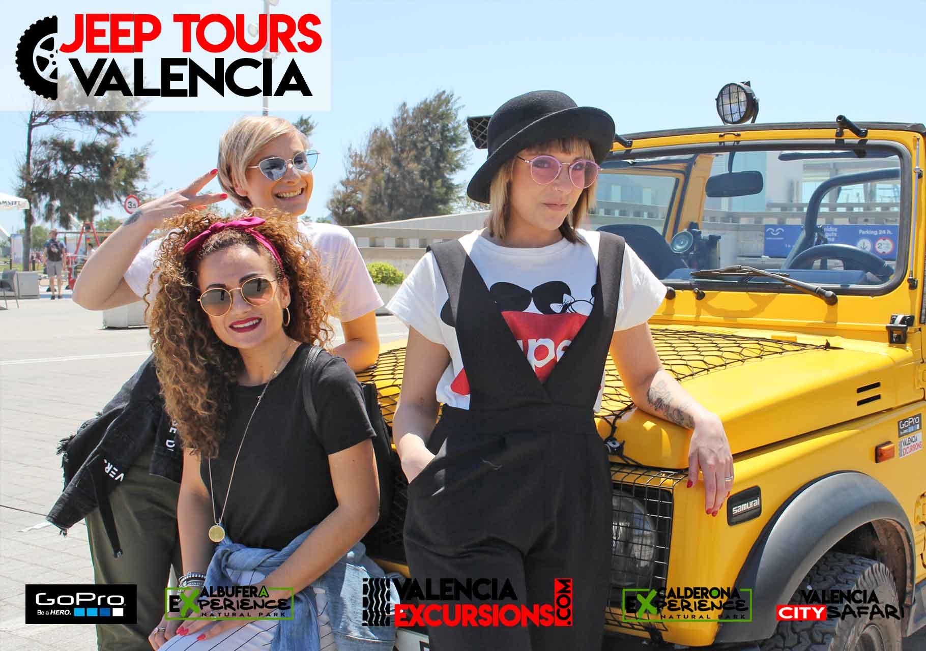 different tours Valencia