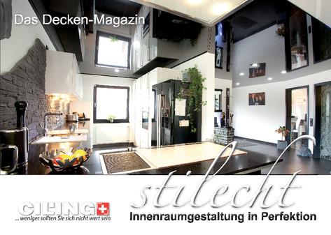 Unser CILING-Decken-Magazin.
