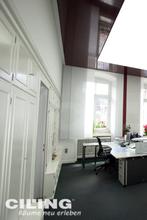 Bild CILING-Luxellfolie im Arbeitszimmer