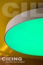 Bild CILING Lichtelement RGB grün hinterleuchtet