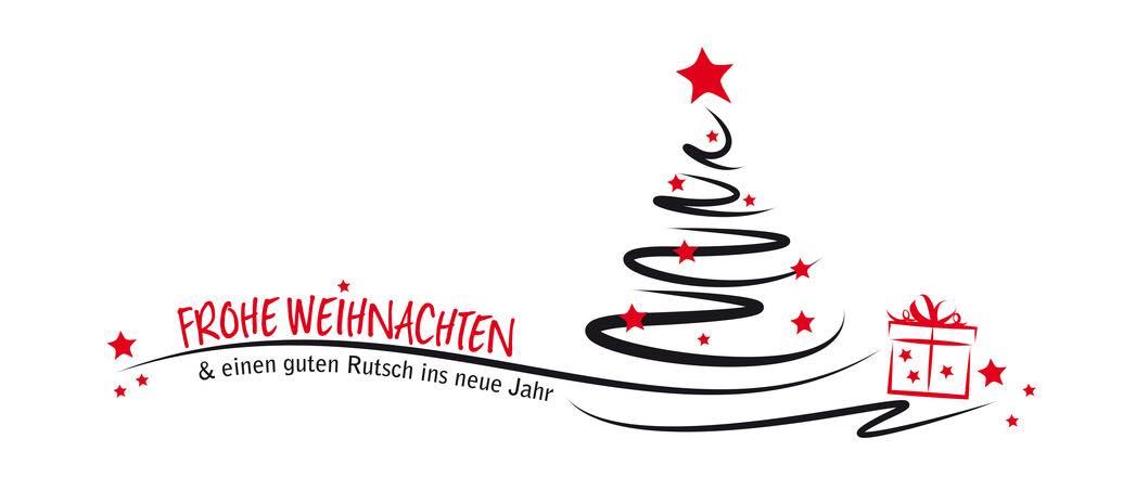 Weihnachtsgrüße ...