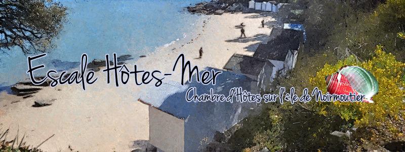 Chambre Du0027hôtes Sur Lu0027île De Noirmoutier