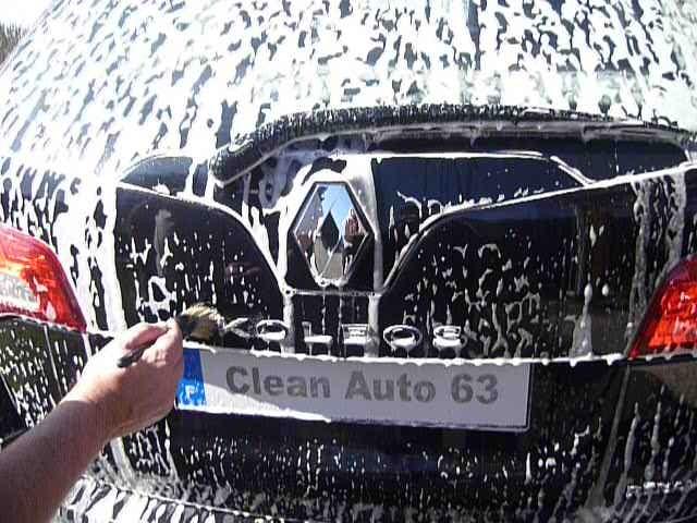 Nettoyage dans les moindre détails