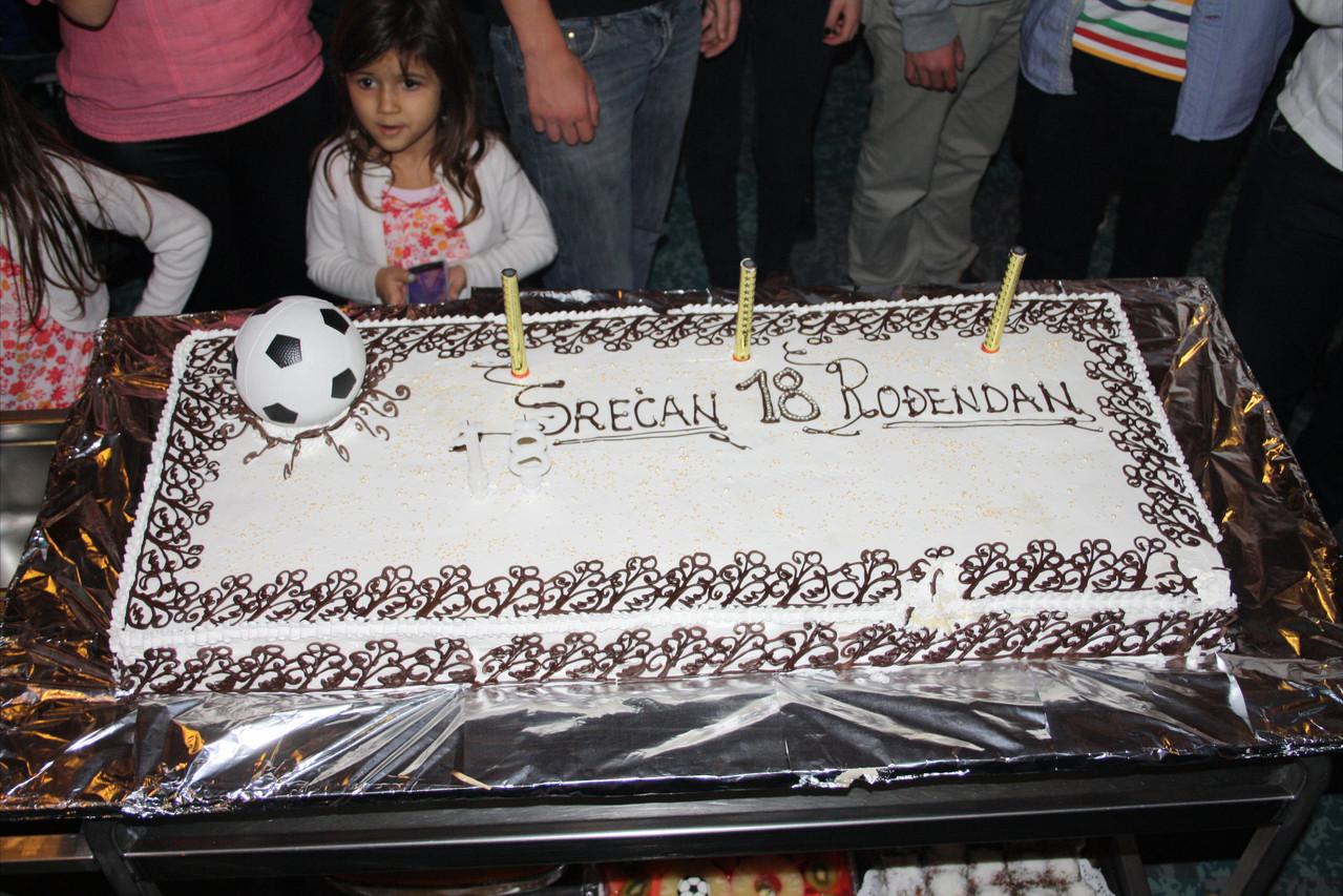 a evo i torte