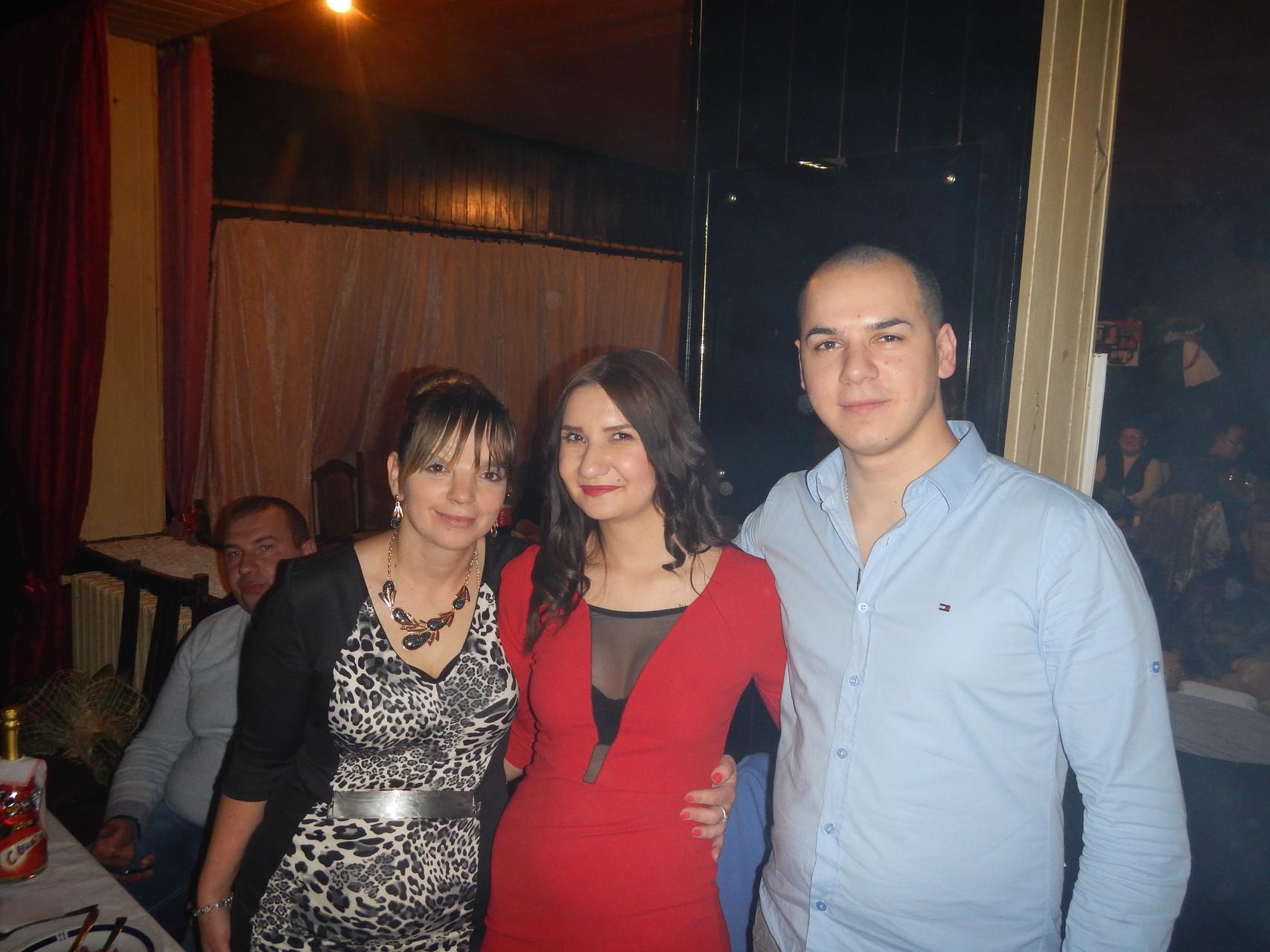 Dragana,Ceca i Ognjen