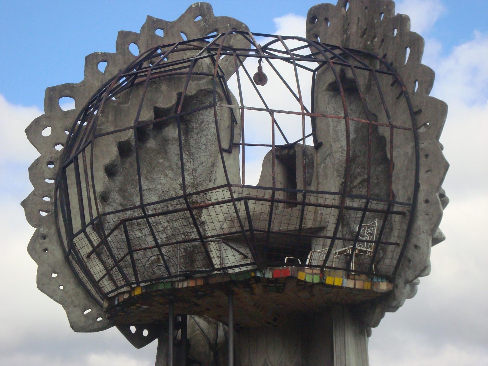Toranj izbliza