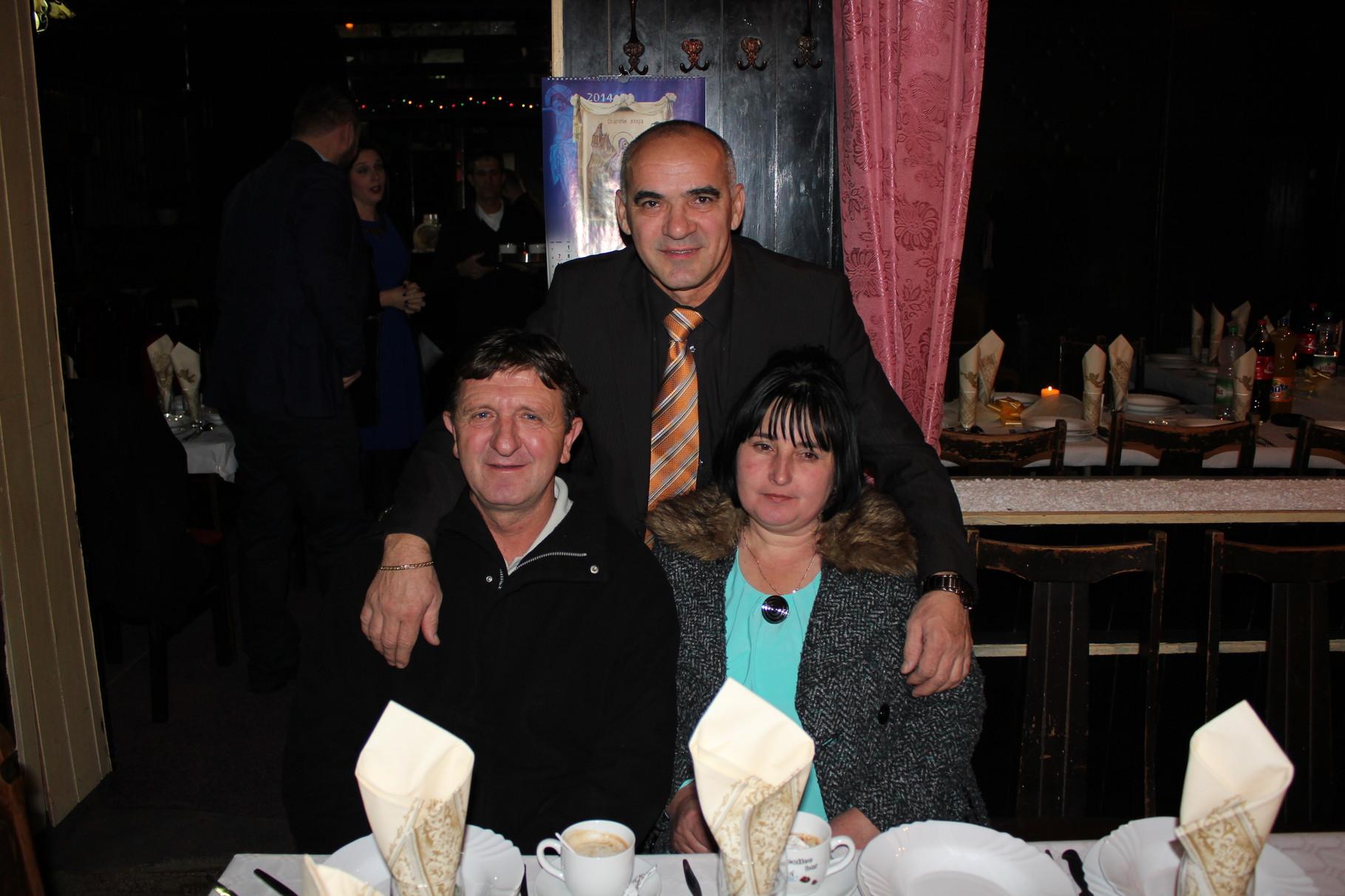 Marko sa Rođakom i Snajkom
