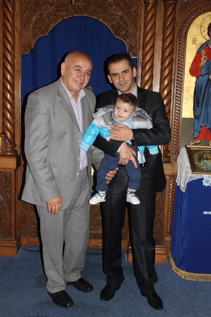 Đokica sa Ocem i sinom