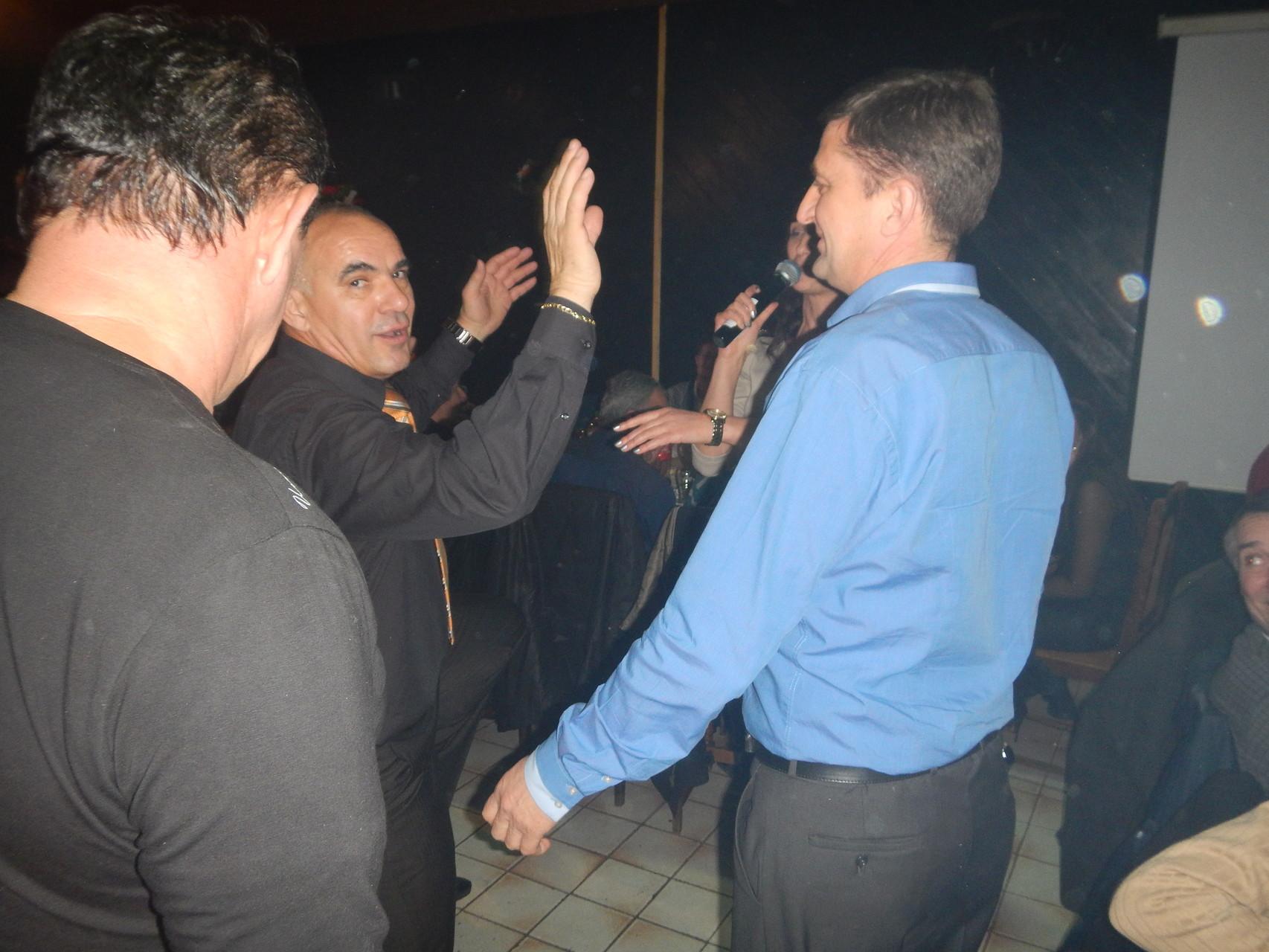 Marko, Peco i Dragan