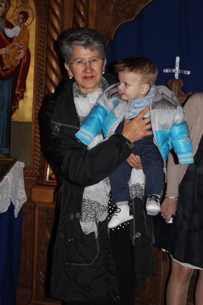 Makivija sa malim Čedomirom