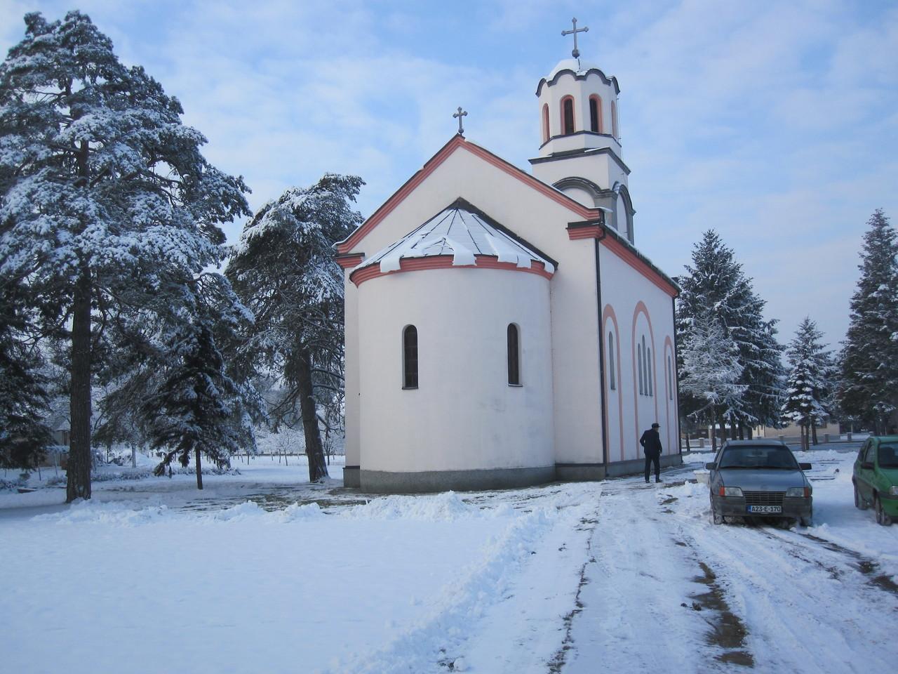 Црква у Горњој Слатини