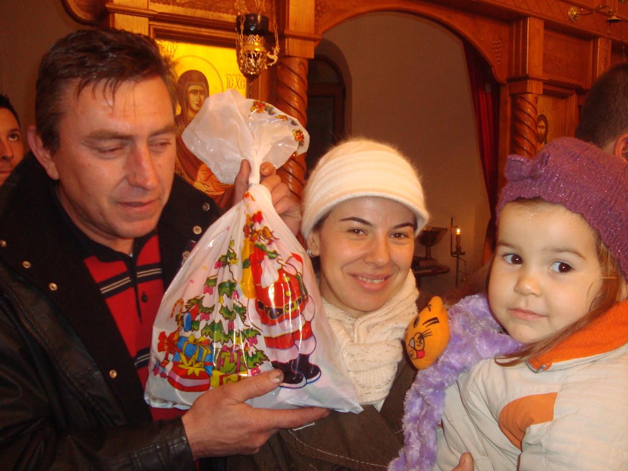 Божићни пакетићи и за Бадњицу