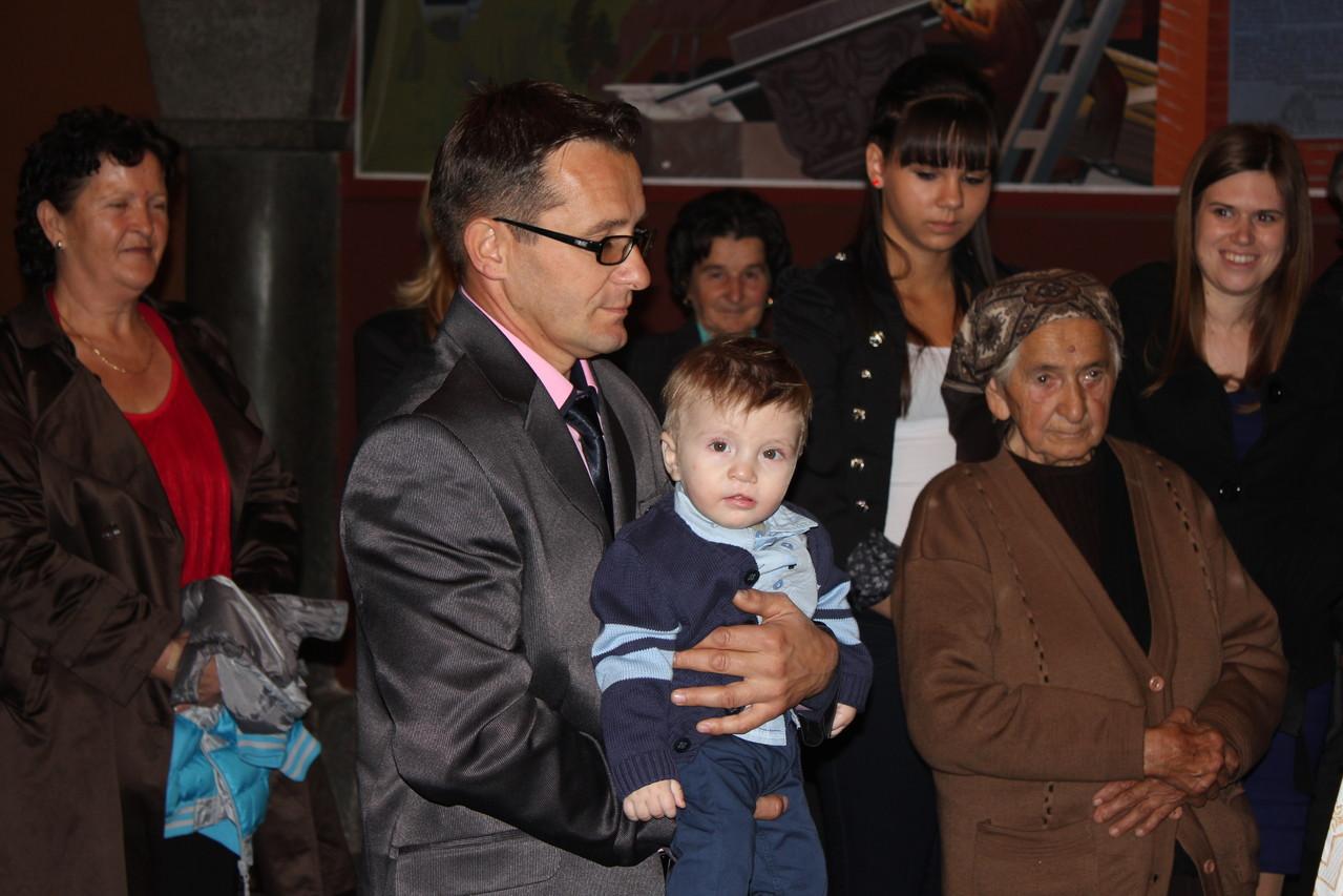 Najmlađi i najstariji u Porodici  Milićević