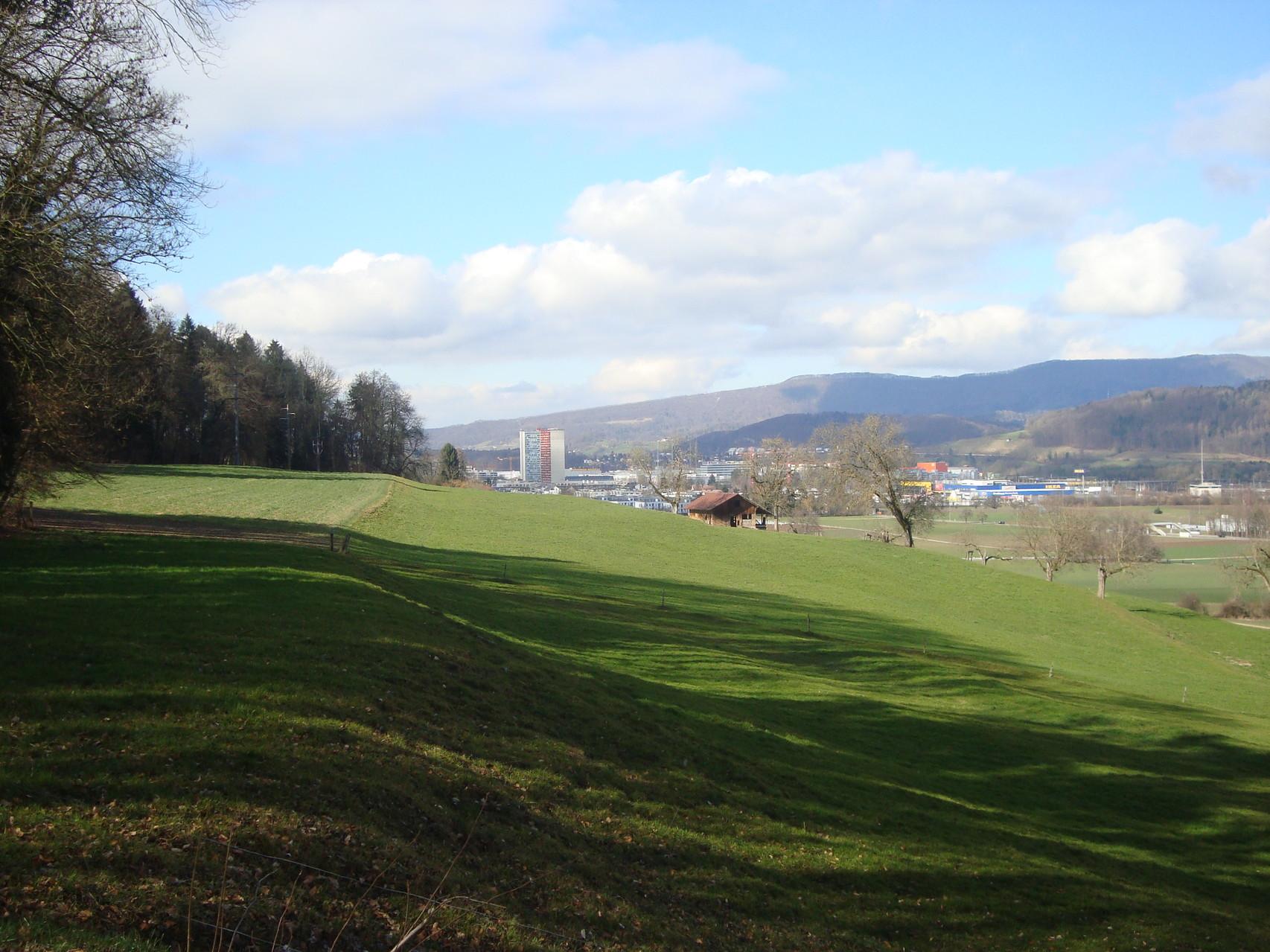 pogled na Spreitenbach
