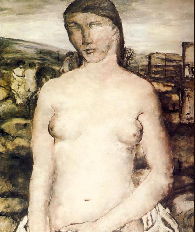 『大きな裸婦』(1929年)