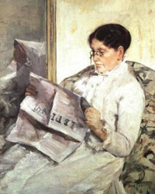 《「ル・フィガロ」の読書》1878年