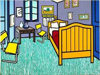 『アルルの寝室』,1992年