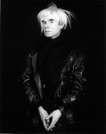 《アンディ・ウォーホル》1986年