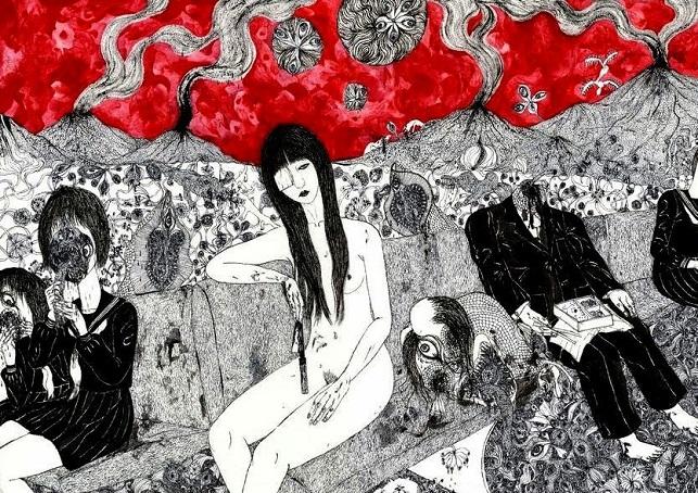 【美術解説】市場大介「日本で最もグロテスクな作品を描く美術家」