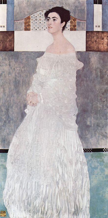 ※12:《マルガレーテ・ストーンボロー=ウィトゲンシュタインの肖像》1905年