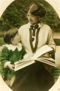 ベーコンと母