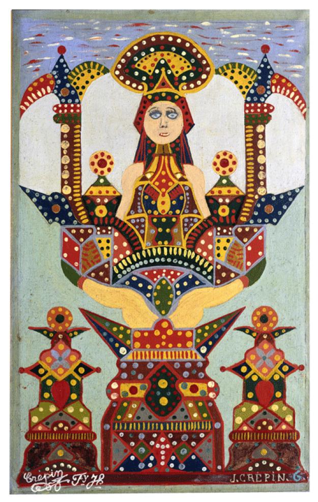 『Composition n°6』(1938年)