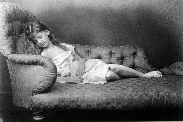 Lewis Carroll, Alexandra Kitchin, 1873