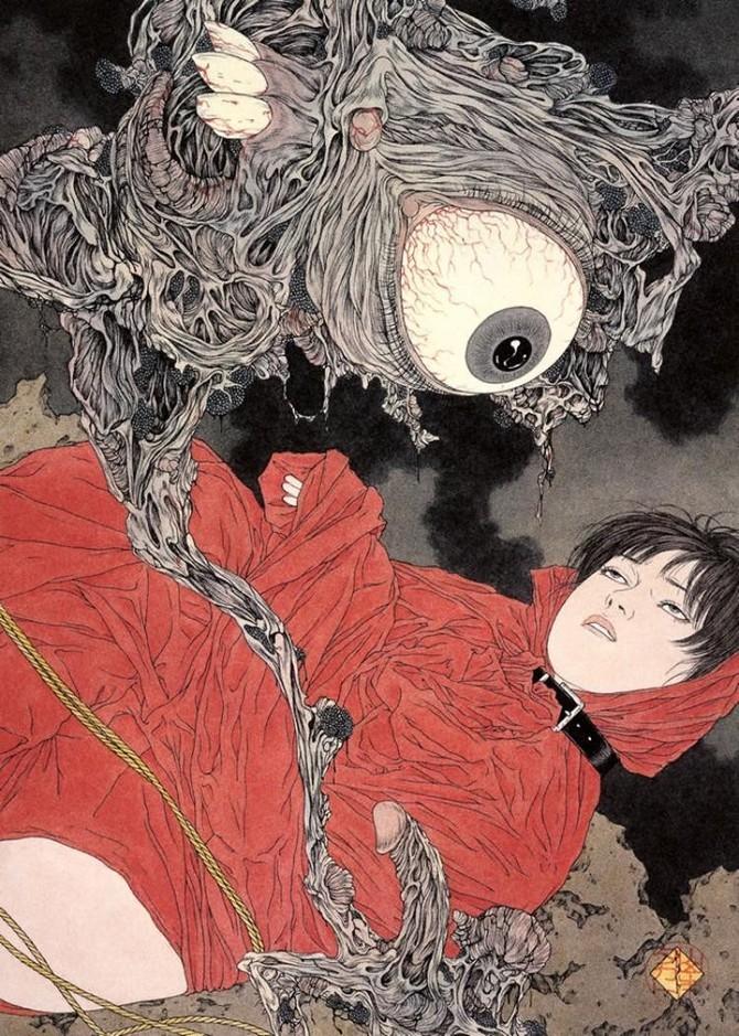 「変貌する性的欲望の亡霊」2003年