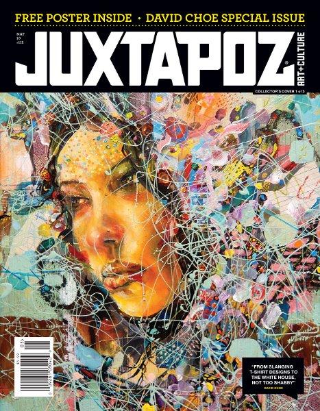 JUXTAPOZ / MAGAZINE 2010年5月号 #112