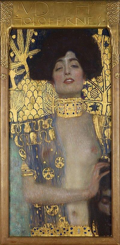 ※1:《ユディト》1901年