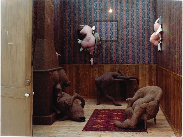 「ホテルポピー 202号室」(1970–73)