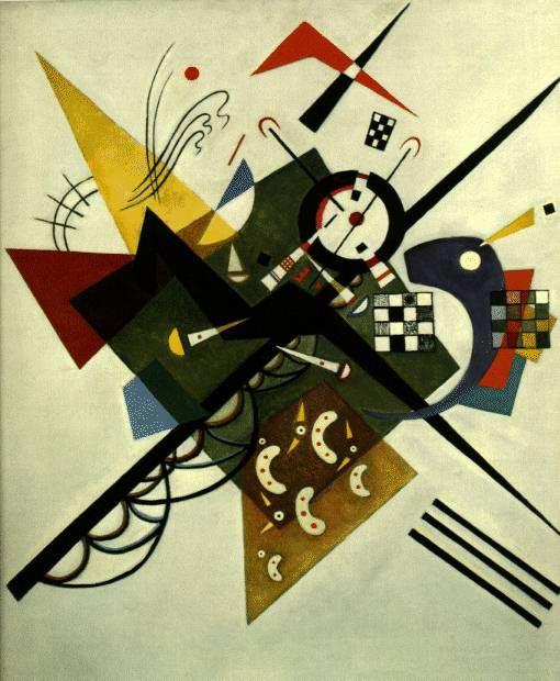 カジミール・マレーヴィチ『シュプレマティズム』(1916年)