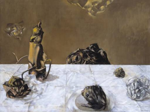 「薔薇と幻」(1952年)