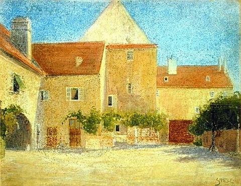 『Der Schmiedehof』(1905年)