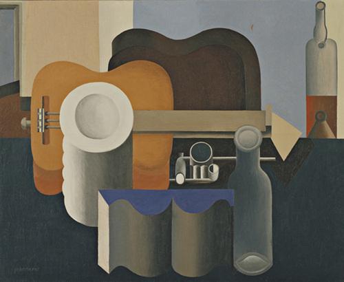 「静物」(1920年)