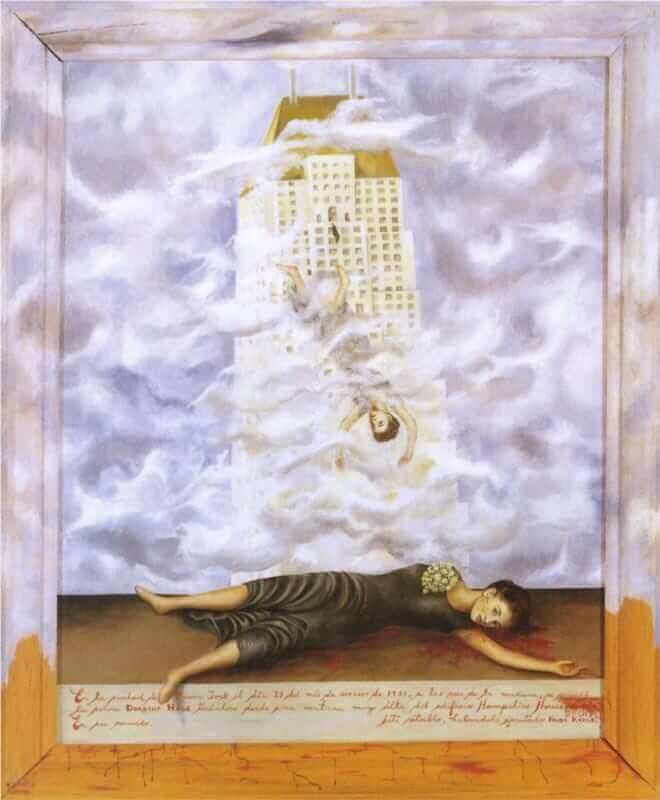 《ドロシー・ヘイルの自殺》(1938年)